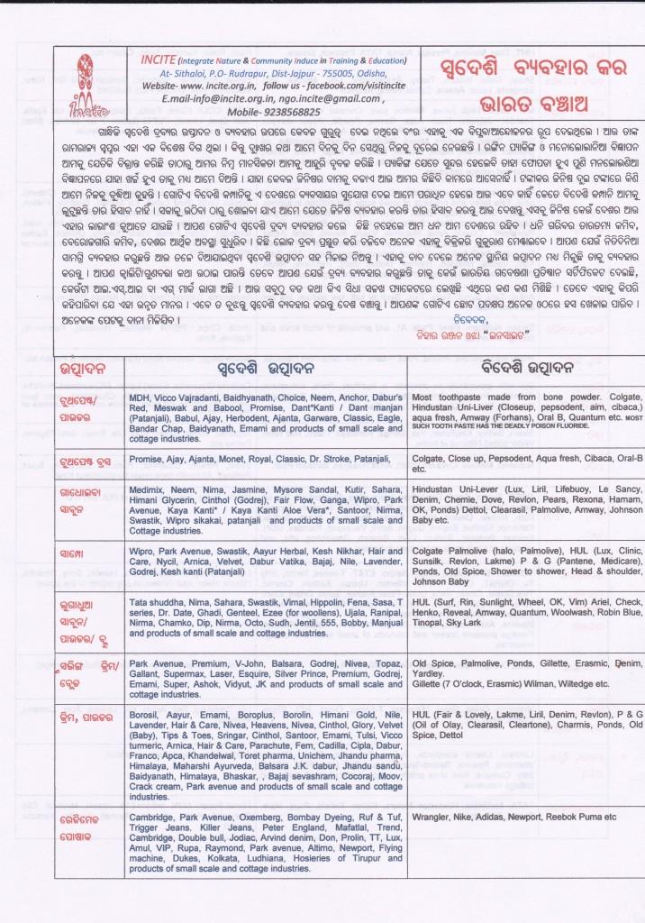 Swadeshi list JPG